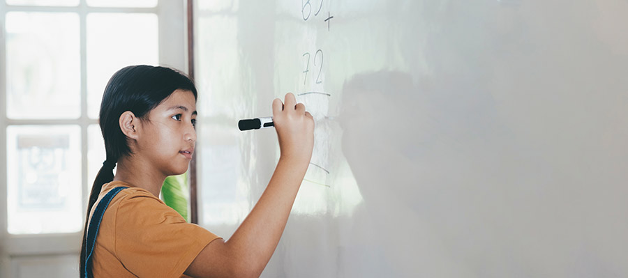 Why is Your Child Falling Behind in Math?